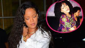 Rihanna und ihre Ex-Tänzerin Shirlene Quigley