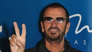 Ringo Starr im The Mirage Hotel & Casino in Las Vegas