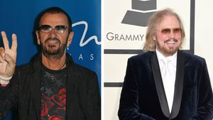 Ringo Starr & Barry Gibb: Musiklegenden zu Rittern ernannt!
