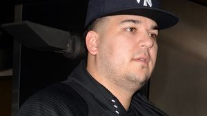 Rob Kardashian am Miami Airport