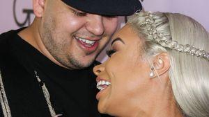 Rob Kardashian und Blac Chyna im November 2016 bei einer Veranstaltung in Los Angeles