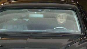 Rob Kardashian verlässt das Krankenhaus in Los Angeles