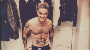 Vegan-Diät schlägt an: Robbie Williams richtig fit & happy