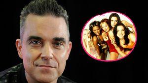 """Nicht 4: Robbie Williams schleppte """"nur"""" 3 Spice Girls ab!"""