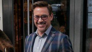 Zu Gast in Berlin: Robert Downey Jr. im Shopping-Wahn