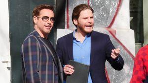 Coole Freunde: Robert Downey Jr. isst Daniel Brühls Tapas!