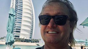 Stolze Premiere: Robert Geiss feiert sein 1. echtes Selfie!