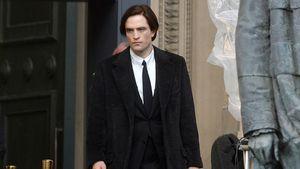 Bilder vom Set: So sieht Robert Pattinson als Batman aus!