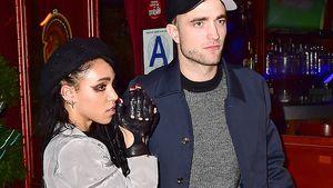 Robert Pattinson: Hochzeit mit FKA Twigs zu Weihnachten?