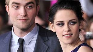 Robert Pattinson und Kristen Stewart im Jahr 2012