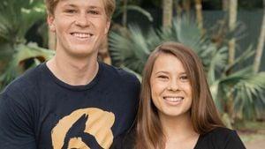 Bindi trauert, weil ihr Baby ohne Opa Steve Irwin aufwächst