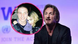 Rocco Ritchie, Madonna und Sean Penn