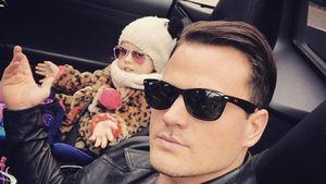 Rocco Stark und seine Tochter Amelia