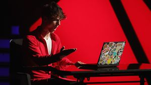 """Let's Dance""-Stars: Auch in der Show im Social-Media-Wahn!"