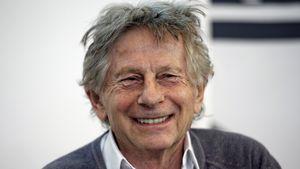 Roman Polanski bei der Pariser Buchmesse