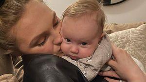 Romee Strijd ehrlich: Mutterschaft geht ihr an die Substanz