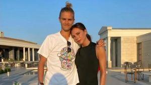 Victoria Beckham unterstützt Sohn Romeo bei Modelkarriere