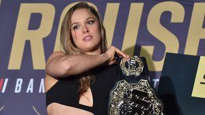 Von Ring zu Ring: Ronda Rousey zeigt Verlobungsklunker!