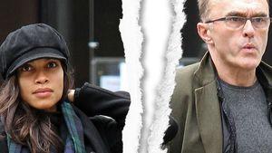 Rosario Dawson und Danny Boyle