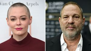 Rose McGowan hat erst Ruhe, wenn Harvey Weinstein tot ist
