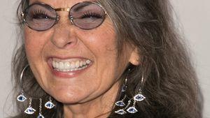 Roseanne Barr: Super cooles Leder-Styling mit 61