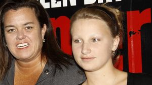 Rosie O'Donnell mit Tochter Chelsea