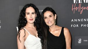 Wow! Hier sehen Demi Moore und Tochter aus wie Zwillinge