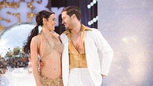 Rumer Willis macht ihrem Tanzpartner eine Liebeserklärung!