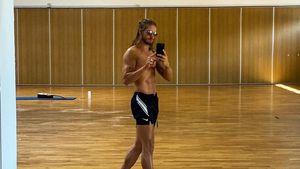 "In Shorts: ""Let's Dance""-Star Rúrik zeigt seinen Mega-Body!"