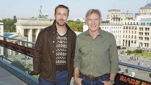 Coole Typen: Ryan Gosling & Harrison Ford verzaubern Berlin