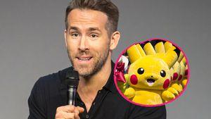 Hottie Ryan Reynolds: ER wird zu Pikachu in Real-Verfilmung!