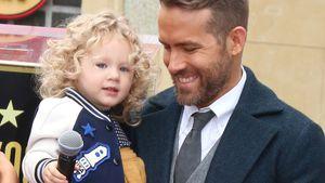 Ryan Reynolds verrät: Darum waren seine Töchter mit dabei!