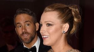 Ryan Reynolds und Blake Lively bei den 74. Golden Globe Awards