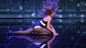 """Sabia Boulahrouz bei """"Dance Dance Dance"""""""
