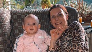 Sabrina Mockenhaupt teilt süßen Schnappschuss mit Baby Ruby