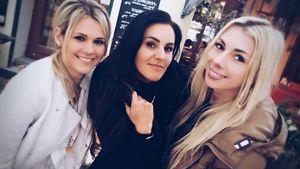 Bachelor-Date: Diese drei Mädels saßen gemeinsam vorm TV!