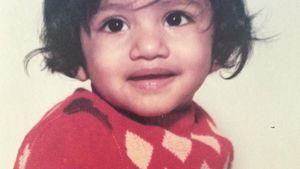 Throwback-Pic: Dieses süße Mädchen ist Sabrina Setlur!