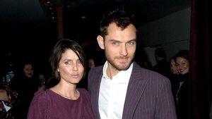 Jude Law und Sadie Frost