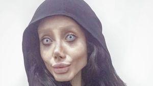 Nach Freilassung: Erster Auftritt von Zombie-Angelina-Jolie