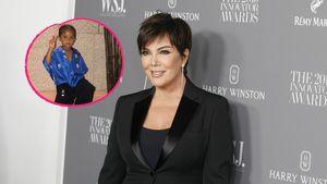 Kris Jenner gratuliert Saint mit süßen Pics zum Geburtstag