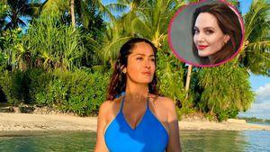 Wie cool: Salma Hayek feierte Geburtstag mit Angelina Jolie!