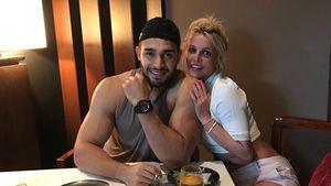 Bestätigt Britney Spears mit Posting die Trennung von Sam?