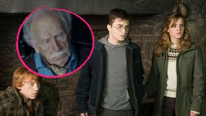 "Sam Beazley, bekannt als Professor Everard in ""Harry Potter"""