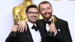 Oscar-Shitstorm: GaGa-Fans finden Sam Smiths Song scheiße!