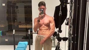 Wow! Verona Pooths Sohn San Diego wird zu echtem Muskelpaket