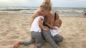 Wegen Depressionen: Sara Kulka setzt ihren Kids mehr Grenzen
