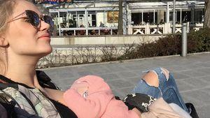 Sara Kulka, Model und zweifache Mutter