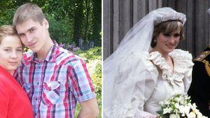 Die Wollnys: Heiratet Sarafina etwa wie Lady Di?