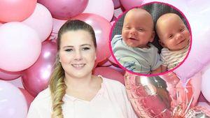 Sarafina Wollny postet zauberhafte Fotos von ihren Kleinen!