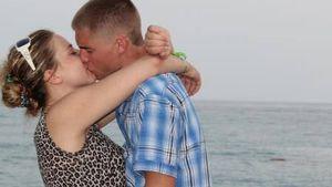 Sarafina Wollny sendet zuckersüße Liebesbotschaft